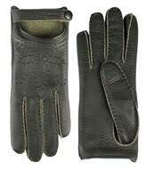 Перчатки ZANELLATO 51298 100% кожа Темно-зеленый Италия изображение 0
