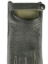Перчатки ZANELLATO 51298 100% кожа Темно-зеленый Италия изображение 1