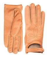 Перчатки ZANELLATO 51298 100% кожа Рыжий Италия изображение 0