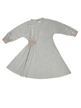 Платье Unlabel 2111 67% полиэстер, 29% вискоза, 4% эластан Светло-серый Литва изображение 0