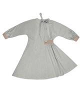 Платье Unlabel 2111 67% полиэстер, 29% вискоза, 4% эластан Светло-серый Литва изображение 2