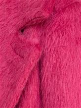 Пальто Agnona L3030X 65% альпака, 35% шерсть Малиновый Италия изображение 4