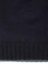 Шапка Colombo CL00067 100% кашемир Сине-зеленый Италия изображение 1