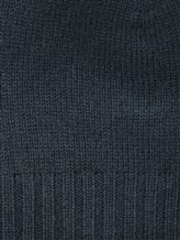 Шапка Colombo CL00067 100% кашемир Сине-зеленый Италия изображение 3