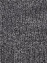 Шапка Colombo CL00067 100% кашемир Темно-серый Италия изображение 1