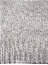 Шапка Colombo CL00067 100% кашемир Темно-серый Италия изображение 3