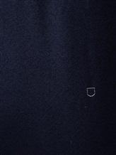 Поло Massimo Alba ISCHIA 85% хлопок, 15% кашемир Темно-синий Италия изображение 4