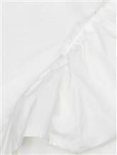 Блузка Unlabel 1302 97% хлопок 3% эластан Белый Литва изображение 1