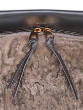 Сумка Agnona PB404X 100% кожа теленка Серый Италия изображение 5