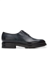 Ботинки Santoni MCC015187 100% кожа Синий Италия изображение 1