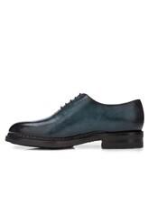 Ботинки Santoni MCC015187 100% кожа Синий Италия изображение 2