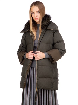 Пальто Agnona H32102