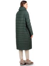 Пальто EREDA 18WEDC0800 57% полиамид, 43% полиэстер Зеленый Италия изображение 3