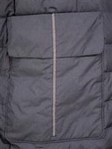 Пальто EREDA 18WEDC0800 57% полиамид, 43% полиэстер Серый Италия изображение 5