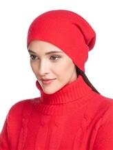 Шапка Silkwool S1819018 100% кашемир Красный Китай изображение 2