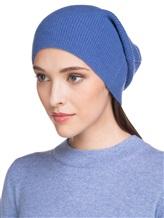 Шапка Silkwool S1819018 100% кашемир Синий Китай изображение 2