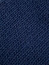 Шапка Inverni Firenze 1892 2922 100% кашемир Темно-синий Италия изображение 2