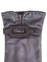 Перчатки Piero Restelli 0135 100% кожа Темно-серый Италия изображение 1