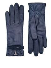Перчатки Piero Restelli 0135 100% кожа Темно-синий Италия изображение 0