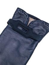 Перчатки Piero Restelli 0135 100% кожа Темно-синий Италия изображение 1