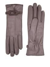 Перчатки Piero Restelli 0135 100% кожа Бежево-серый Италия изображение 0