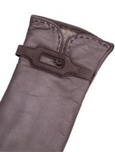 Перчатки Piero Restelli 0135 100% кожа Бежево-серый Италия изображение 1
