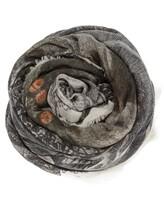 Палантин Faliero Sarti 2152 100% кашемир Серый Италия изображение 0