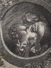 Палантин Faliero Sarti 2152 100% кашемир Серый Италия изображение 2