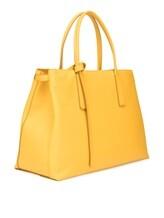 Сумка ZANELLATO 06392 100% кожа Желтый Италия изображение 4