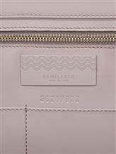 Сумка ZANELLATO 06392 100% кожа Светло-розовый Италия изображение 5