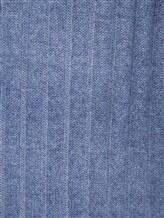 Платье WLNS WELLNESS CASHMERE M01287 100% кашемир Серо-голубой Италия изображение 4