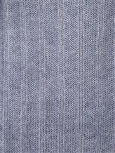 Платье WLNS WELLNESS CASHMERE M01287 100% кашемир Серо-голубой Италия изображение 6