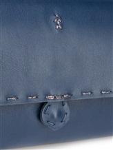 Сумка Henry Beguelin BD3725 100% кожа Синий Италия изображение 4