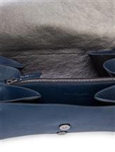 Сумка Henry Beguelin BD3725 100% кожа Синий Италия изображение 5