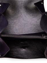 Сумка Henry Beguelin BD3725 100% кожа Фиолетовый Италия изображение 6