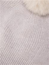 Шапка Lorena Antoniazzi LM34156CP1 100% шерсть Серо-бежевый Италия изображение 1