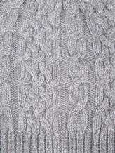 Шапка Les Copains 0LA110 100% кашемир Серый Италия изображение 1