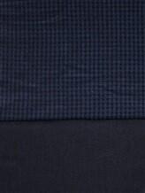 Шарф Pashmere WU89073 60% шерсть, 30% шёлк, 10% кашемир Синий Италия изображение 1