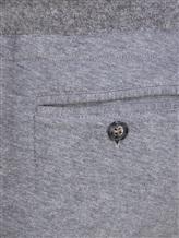 Брюки Capobianco 5M719 90% хлопок, 8% кашемир, 2% полиамид Серый Италия изображение 4