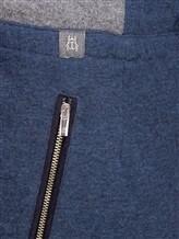 Брюки Capobianco 5M719 90% хлопок, 8% кашемир, 2% полиамид Сине-серый Италия изображение 4