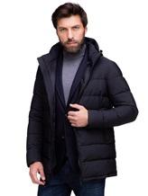 Куртка Herno PI0522U 80% полиамид, 20% полиэстер Черный Румыния изображение 0
