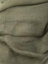 Палантин Agnona AS420Y 100% кашемир Хаки Италия изображение 1