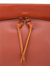 Сумка Agnona PB100X 100% кожа Рыжий Италия изображение 11