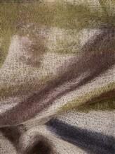 Палантин Faliero Sarti 2032 38% кашемир, 35% шёлк, 27% шерсть Хаки Италия изображение 1