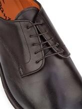 Ботинки Santoni MCC014272 100% кожа Темно-коричневый Италия изображение 5