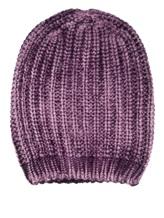 Шапка AVANT TOI 218A6019 70% шерсть, 30% кашемир Фиолетовый Италия изображение 0