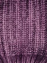 Шапка AVANT TOI 218A6019 70% шерсть, 30% кашемир Фиолетовый Италия изображение 1