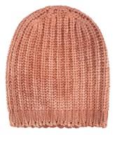 Шапка AVANT TOI 218A6019 70% шерсть, 30% кашемир Розово-коричневый Италия изображение 0