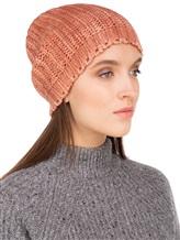 Шапка AVANT TOI 218A6019 70% шерсть, 30% кашемир Розово-коричневый Италия изображение 2