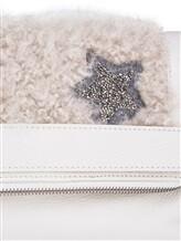 Сумка Lorena Antoniazzi LM34178B05 100% кожа Светло-серый Италия изображение 8